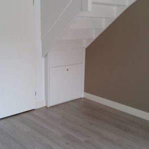 Defan stoffering Harderwijk - PVC vloer