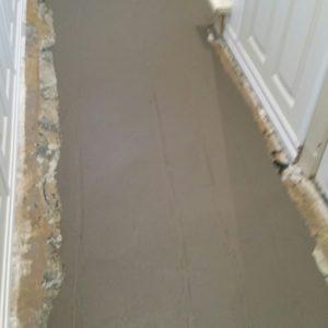 Defan stoffering Harderwijk - PVC vloer voorbereiding