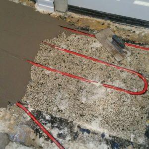 Defan stoffering Harderwijk - PVC vloer voorbereiding 2