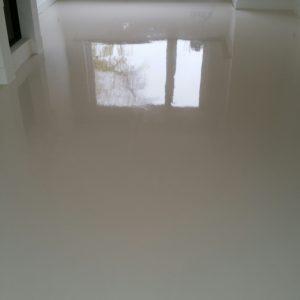 Defan stoffering Harderwijk - PVC vloer voorbereiding 3