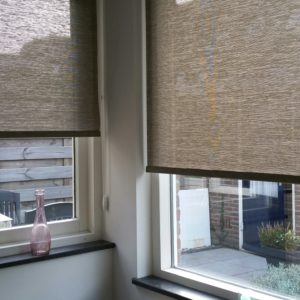 Defan stoffering Harderwijk - Raamdecoratie 2