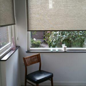 Defan stoffering Harderwijk - Raamdecoratie 3