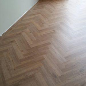 Defan stoffering - PVC vloer 2