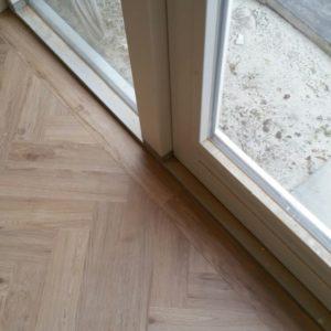 Defan stoffering - PVC vloer 3